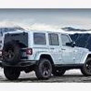Jeep Wrangler JL Gallery