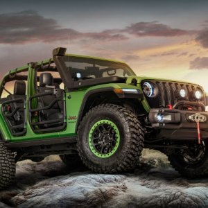 2018 Jeep Wrangler Custom