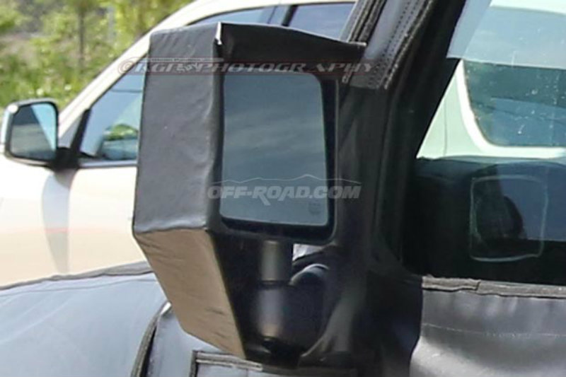 2018 jeep jl interior. simple 2018 jeep may have tried to hide the side view mirrors but spy photographer  managed take a peek behind bulky camo and they seem be another part  inside 2018 jeep jl interior